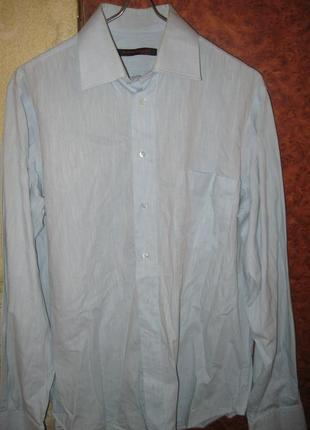 Мужская рубашка alessandro milano