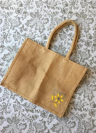 Еко-сумка для продуктів❤️1️⃣+1️⃣=3️⃣❤️
