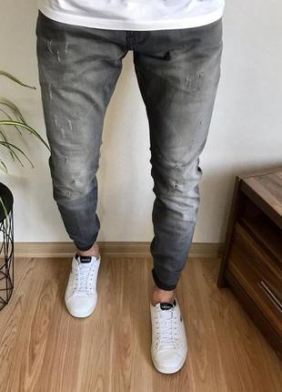 Нереально крутые мужские брендовые джинсы g-star raw