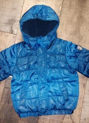 Тепла куртка для мальчика