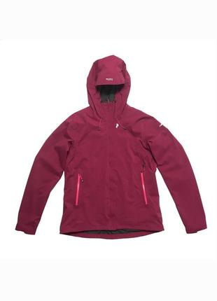 Мембранная куртка peak performance hipe core+ дождевик