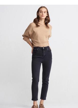 Чёрные джинсы dilvin
