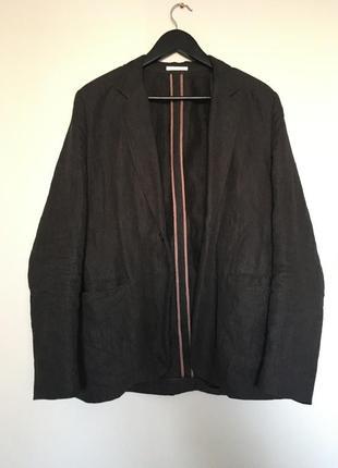 Paul smith оригинальный котоновый пиджак, кежуал