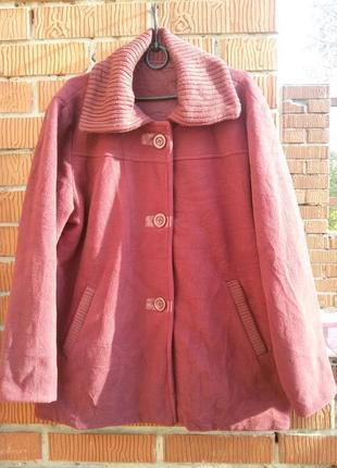 Полу пальто, куртка флисовое германия