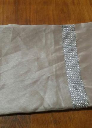 Декоративная наволочка на подушку 75см на 50см