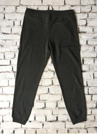 Крутые спортивные штаны утепленные мужские спорт брюки плотные