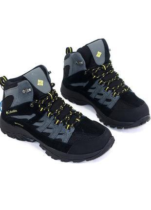 Ботинки columbia cша кожа 39 р оригинал