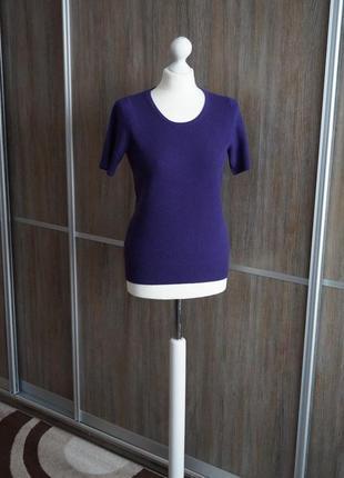 Globus кашемировая футболка. размер m