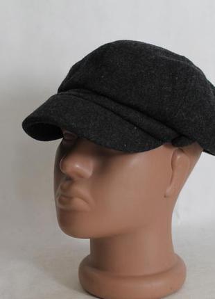 Шерстяная кепка 56-57 размер