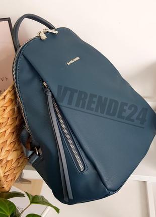 Бесплатная доставка #6218 green david jones большой вместительный рюкзак люкс качества