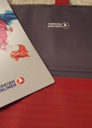 """Новый фирменный чехол для планшета """"turkish airlines"""""""