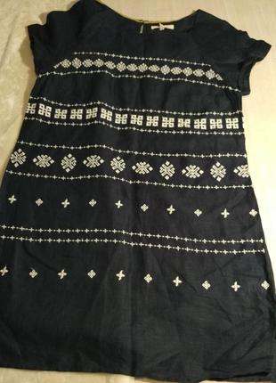 Туника , платье. вышиванка