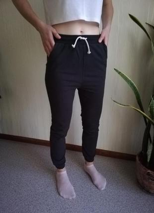Спортивные подростковые штаны от zara