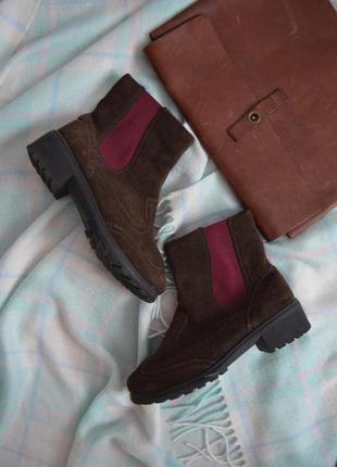 Ботинки, черевички rohde