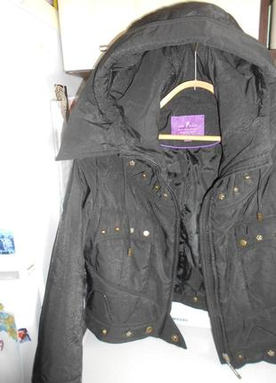 """#snow beauty#теплая укороченная  куртка на силиконе """"авто леди"""" # фирменный пуховик #"""