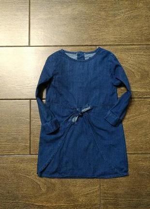 Платье # джинсовое платье