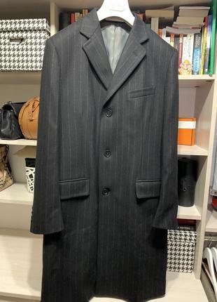 Пальто шерстяное ferre