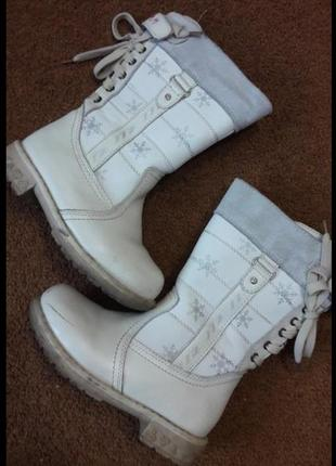 Сапоги ботинки
