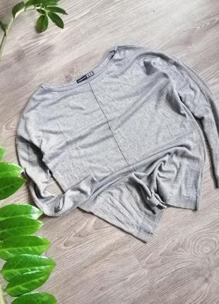 Пуловер оверсайз 🐘