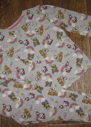 Пижама  3-4 года   george  148 грн