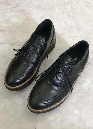 Лоферы fornarina 38 р-р, туфли, броги