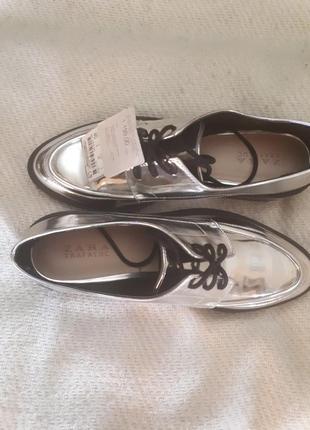 Стильные туфли в классическом стиле