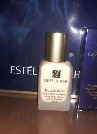 Estee lauder double wear тональний крем