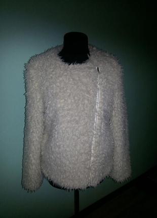 Куртка меховая#шубка#косоворотка peacocks