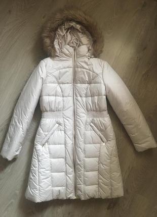 Зимнее пальто куртка от george