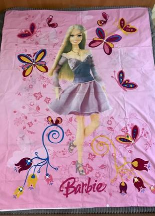 Пододеяльник barbie