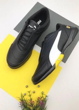 Оригинальные кроссовки puma ferrari