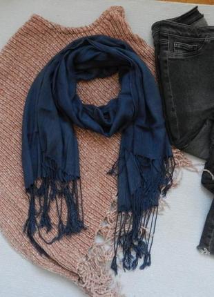 Большой мягенький шарф палантин