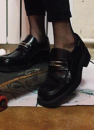 Винтажные туфли ben sherman made in italy