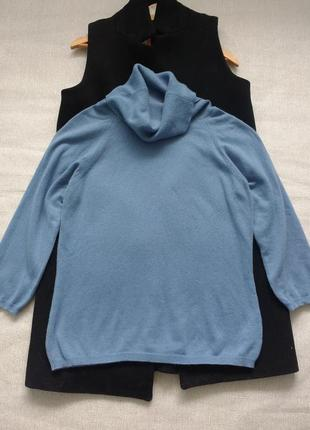 Шикарный кашемировый гольф свитер 100% кашемир от burberry оригинал