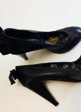 🌿отличные красивые натуральные туфли от fornarina