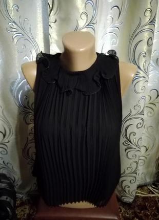 Экстравагантная женская блуза topshop
