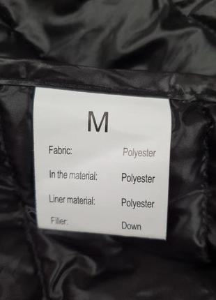 Куртка пуховик p.s-m6 фото