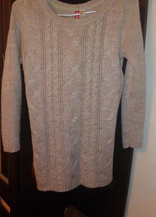 Очень тёплый свитер divided