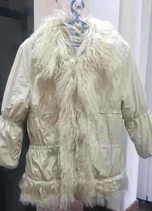 Курточка на синтепоне на зиму