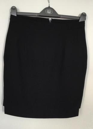 Новая чёрная юбка карандаш