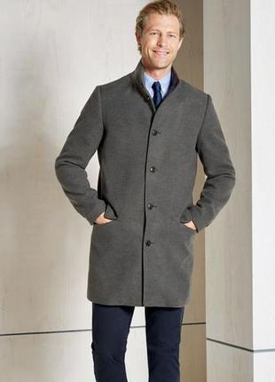 Livergy® шикарное классическое мужское пальто размер 50