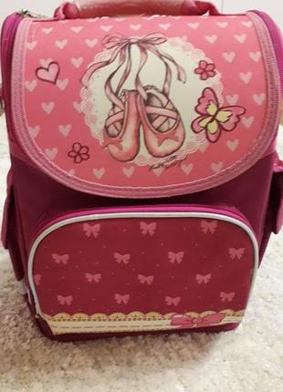 Каркасный школьный рюкзак smart