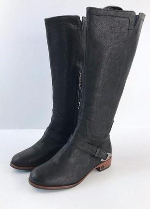 Оригинальные кожаные сапоги от ugg
