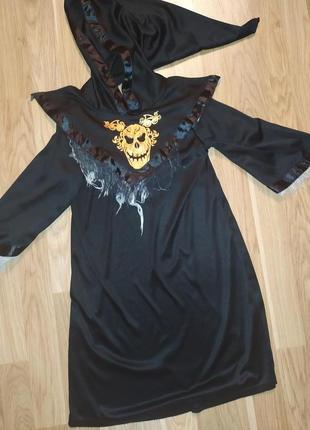 Костюм на хеллоуин призрак приведение 3-4 года