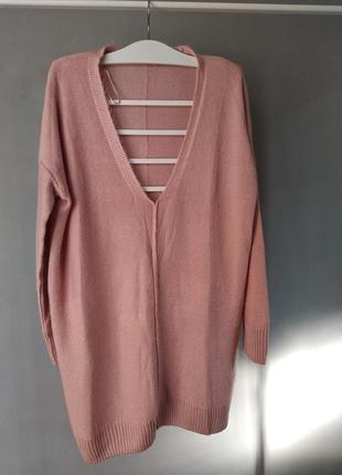 Удлиненный свитер george