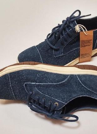 Замшевые туфли diesel оригинал 40