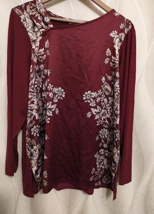 Красивая блузка р.18