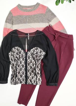 ❤️шикарная блуза корсет