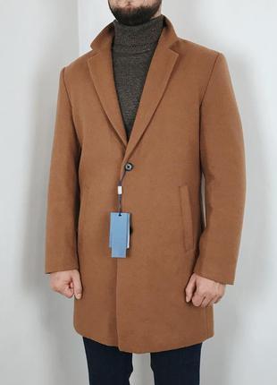 Шерстяное пальто lansboter