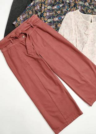 ❤️ шикарные джинсовые кюлоты